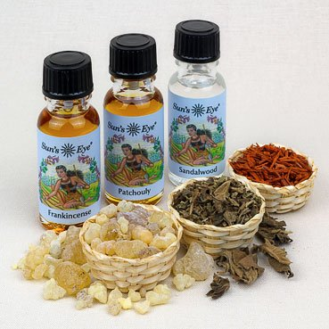 Roots, Resins & Herbs