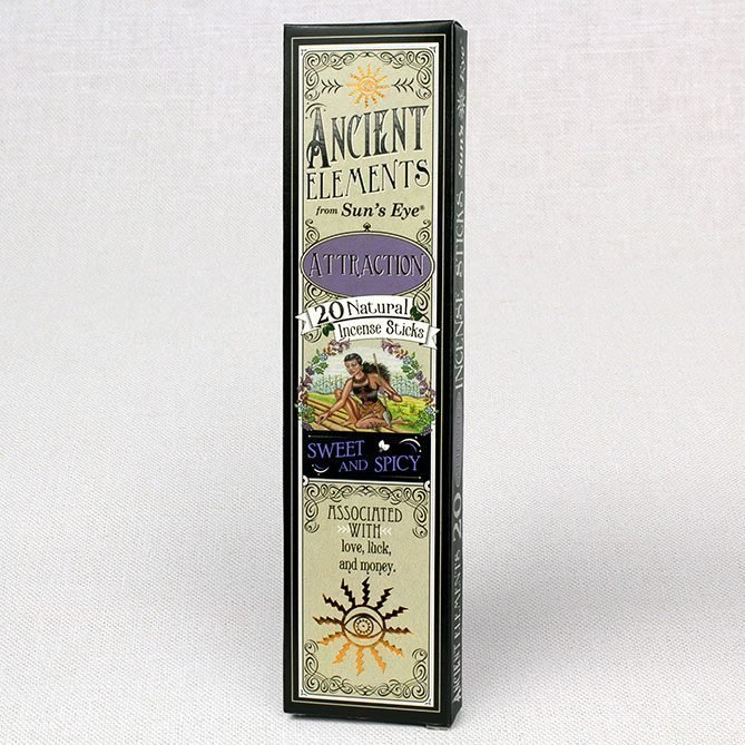 Attraction Incense