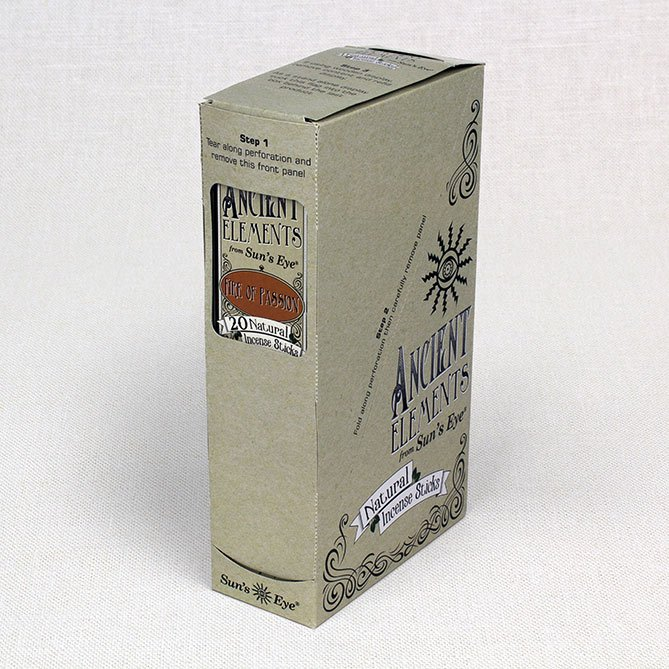 Fire of Passion Incense 6-Pack