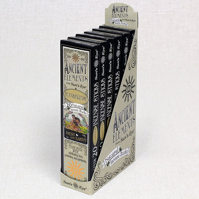 Frankincense Incense 6-Pack
