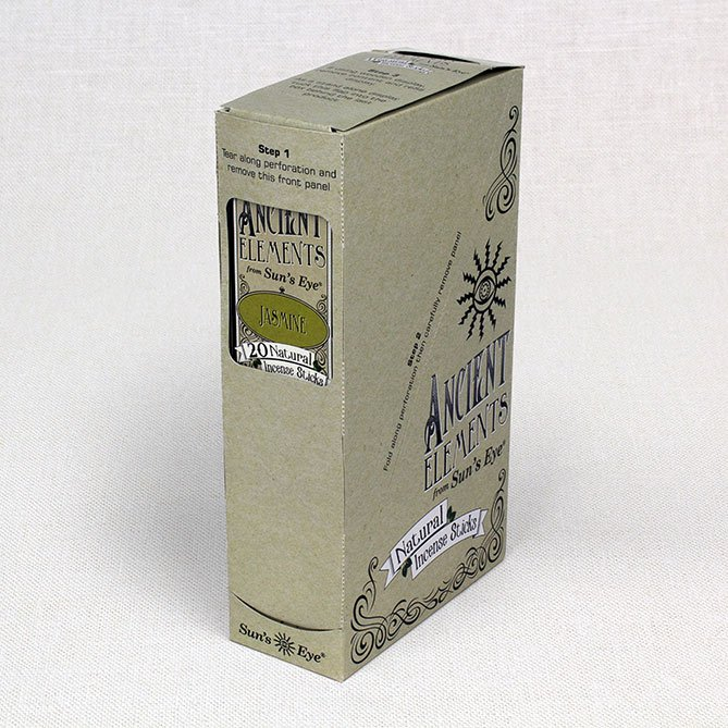 Jasmine Incense 6-Pack