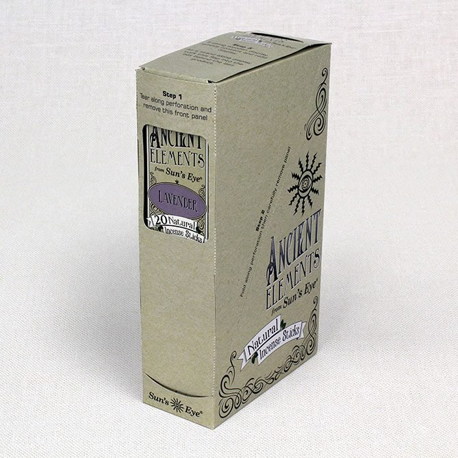 Lavender Incense 6-Pack