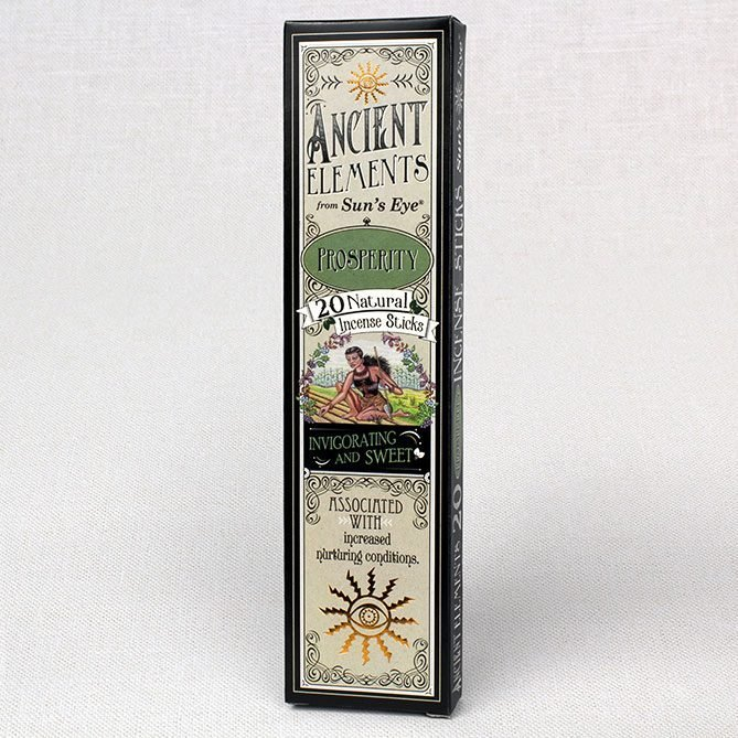 Prosperity Incense